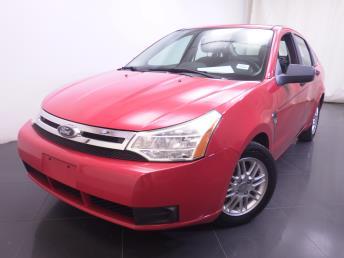 2008 Ford Focus - 1190110461