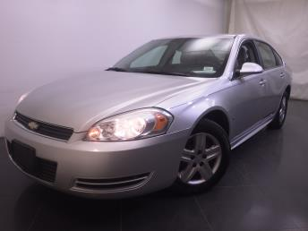 2009 Chevrolet Impala - 1190110493