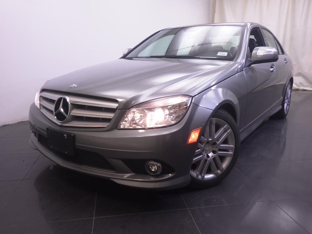 2009 mercedes benz c 300 luxury 4matic for sale in for Mercedes benz independence blvd