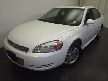 2014 Chevrolet Impala Limited - 1190110547