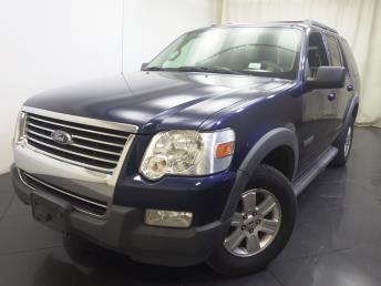 2007 Ford Explorer - 1190110644