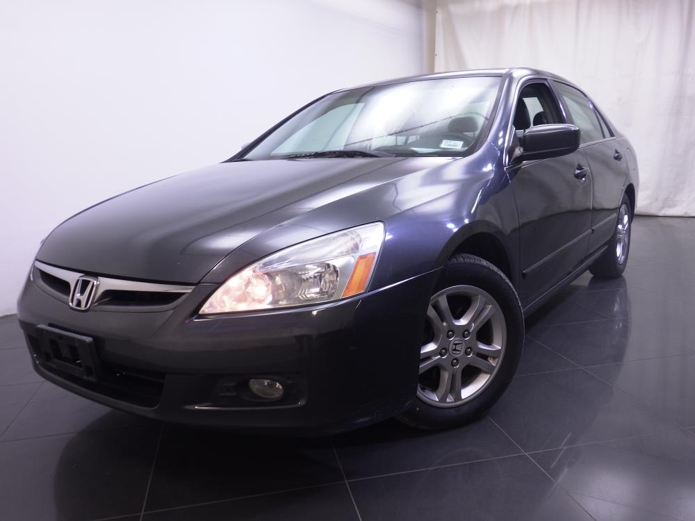 2007 Honda Accord - 1190110658