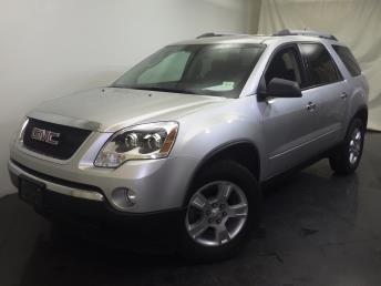 2011 GMC Acadia - 1190110700