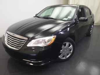 2012 Chrysler 200 - 1190110729
