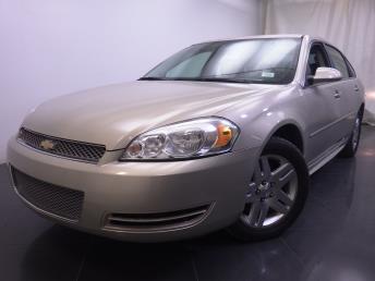 2012 Chevrolet Impala - 1190110752
