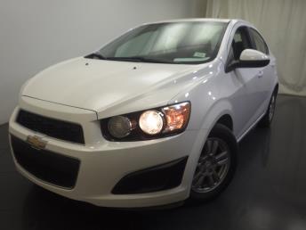 2014 Chevrolet Sonic - 1190110802