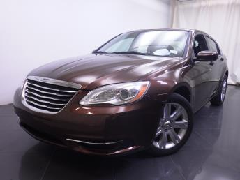 2012 Chrysler 200 - 1190110844