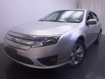 2012 Ford Fusion - 1190110996