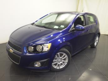 2014 Chevrolet Sonic - 1190111155