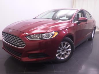 2015 Ford Fusion - 1190111213