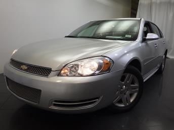 2012 Chevrolet Impala - 1190111493
