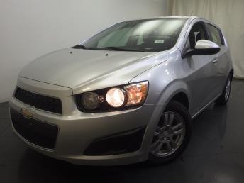 2014 Chevrolet Sonic - 1190111915