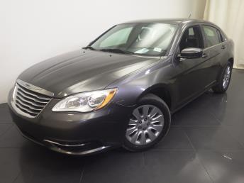 2014 Chrysler 200 - 1190112078