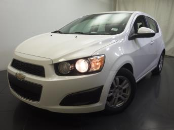 2012 Chevrolet Sonic - 1190112104
