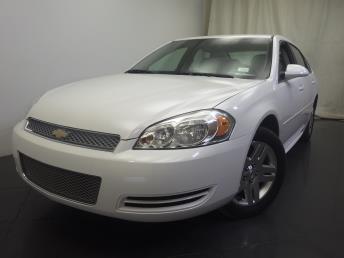 2013 Chevrolet Impala - 1190112137