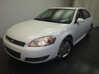 2011 Chevrolet Impala - 1190112215