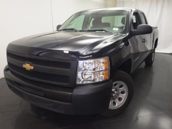 2012 Chevrolet Silverado 1500 - 1190112363