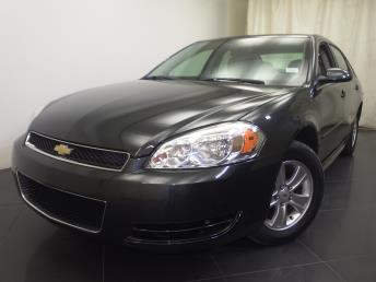 2013 Chevrolet Impala - 1190112531