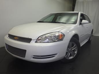 2014 Chevrolet Impala Limited - 1190112538