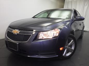 2013 Chevrolet Cruze - 1190112556