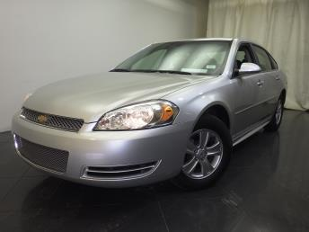 2014 Chevrolet Impala Limited - 1190112591