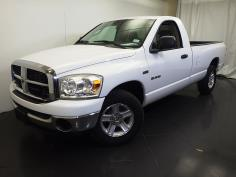 2008 Dodge Ram 1500 Regular Cab SLT 8 ft