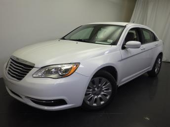 2014 Chrysler 200 - 1190112977