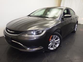 2015 Chrysler 200 - 1190113283
