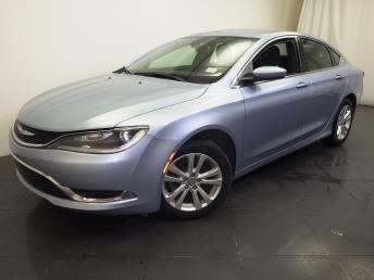 2015 Chrysler 200 - 1190113338