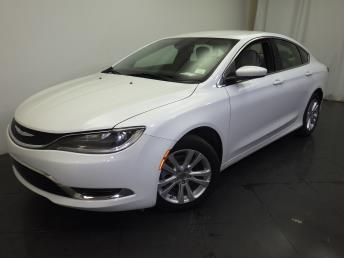 2015 Chrysler 200 - 1190113341