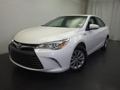 2016 Toyota Camry Hybrid LE