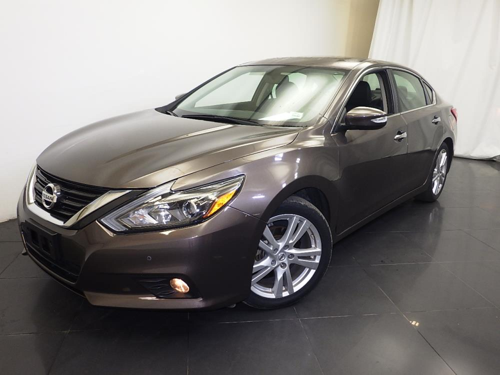 2016 nissan altima 3 5 sl for sale in greenville. Black Bedroom Furniture Sets. Home Design Ideas
