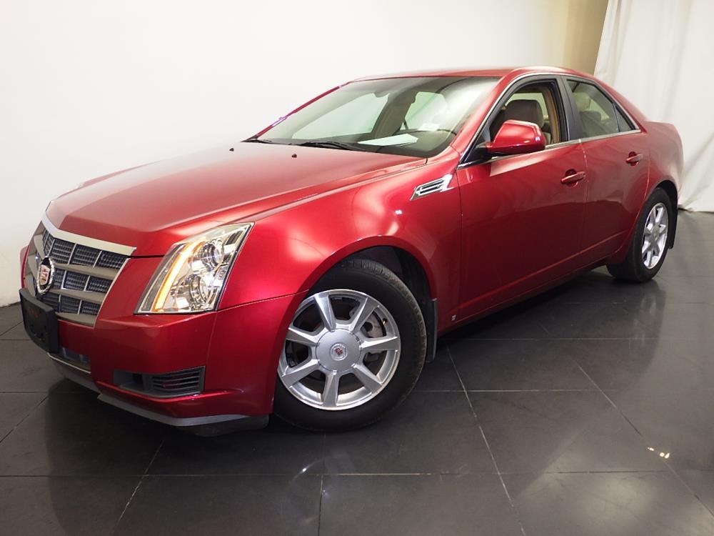 2008 Cadillac CTS - 1190113455