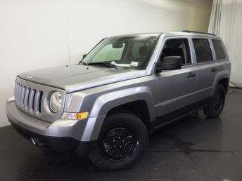 2017 Jeep Patriot - 1190113827