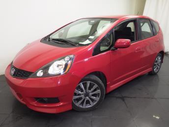 Used 2012 Honda Fit