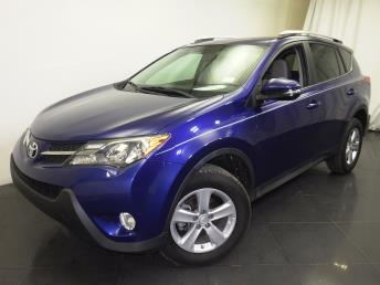 2014 Toyota RAV4 XLE - 1190113903