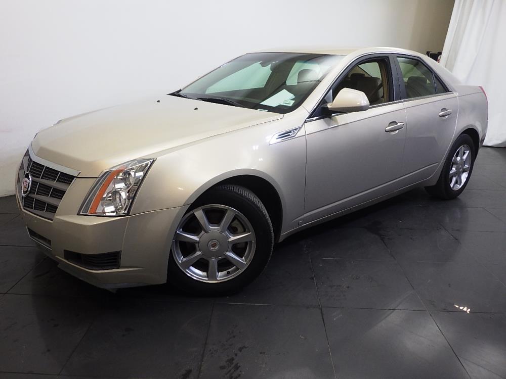 2008 Cadillac CTS - 1190113947