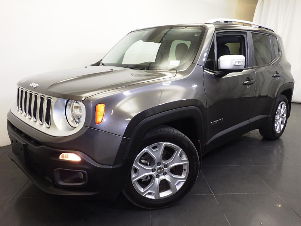 Drivetime Payment Center >> 2016 Jeep Renegade Limited for sale in Charlotte ...