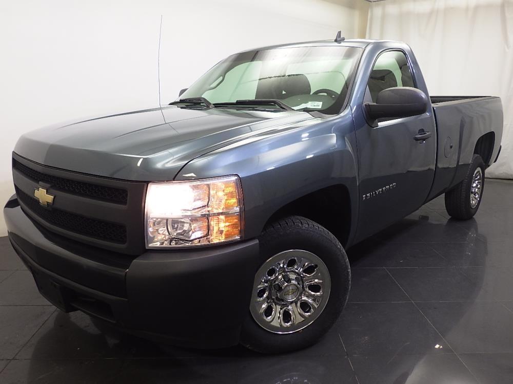 2008 Chevrolet Silverado 1500 - 1190114280