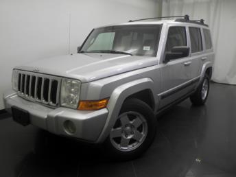 Used 2009 Jeep Commander