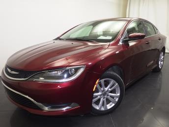 2016 Chrysler 200 - 1190114304