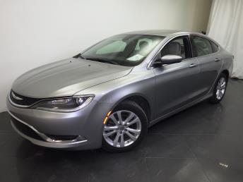 2016 Chrysler 200 - 1190114305