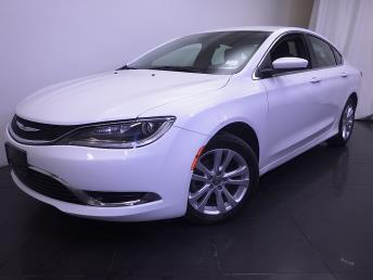 2015 Chrysler 200 - 1190114526