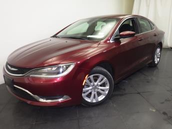 2016 Chrysler 200 - 1190114528