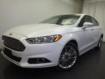 2014 Ford Fusion - 1190114546