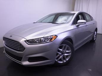 2016 Ford Fusion - 1190114819