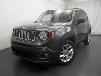 2016 Jeep Renegade Latitude - 1190115063