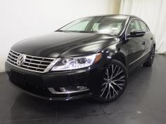 2014 Volkswagen CC 3.6 VR6 4Motion Executive