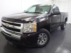 2009 Chevrolet Silverado 1500 Regular Cab LT 8 ft