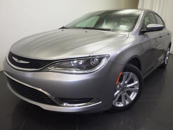 2016 Chrysler 200 - 1190115212